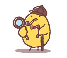 探偵ヒヨコ