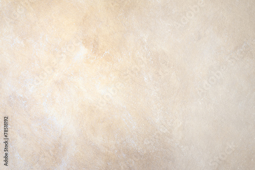 Poster Wand rock abstract warm beige wall background