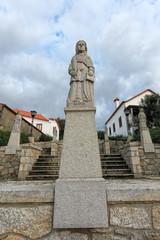 Santa Bazilia statue