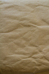 Paper texture of brown color.