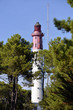 Lighthouse of Cap-Ferret in France