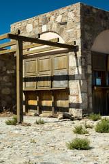 Kos Griechenland Dorf Ruine 3