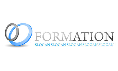 Logo formation D