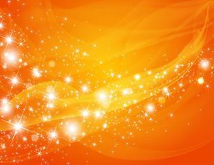 オレンジ輝き1