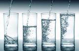 bicchieri splash in sequenza