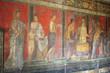 Pompeii fresco, Naples (Italy) - 78525164