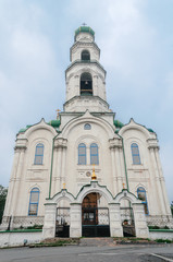 Cathedral of the Nativity in Kyshtym, Chelyabinsk region