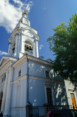 Transfiguration Cathedral in Vyborg