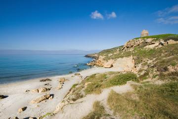 Sinis peninsula. Cabras (Sardinia - Italy)
