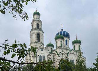 Cathedral of the Nativity in Kyshtym, Chelyabinsk region