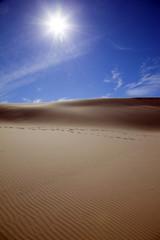 Danimarca,Skagen,Rabijerg Mile,dune di sabbia.