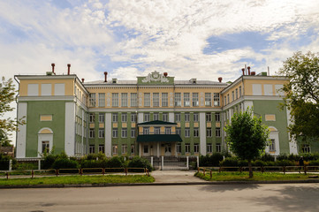 School number 29 in the city of Ozersk