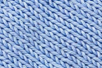 Handmade wool pattern