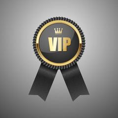 Vip black label.vector