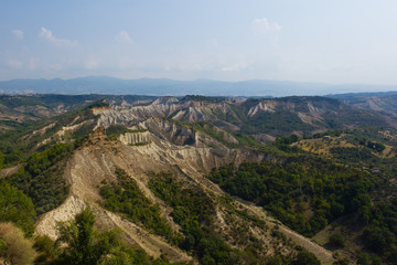 Camgna - Paesaggio montuoso