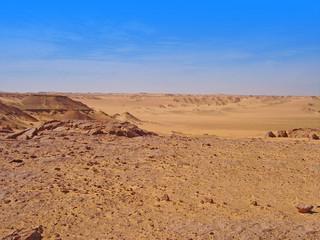 Egypte désert