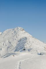 Bettmeralp, Alpen, Dorf, Bergbahn, Wintersaison, Schweiz