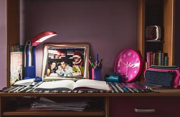 Daughter's Desk