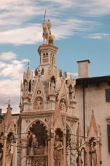 Grabmal der Scaliger in Verona