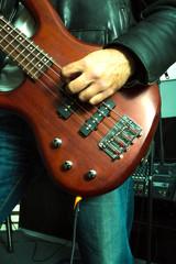 Classic Rock bass player
