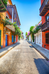 Cartagena Streets
