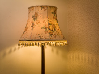 Old Fashioned Lampshade