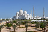 Grand Zayed mosque, Emirates