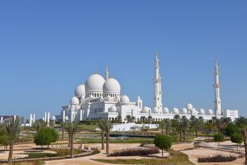 Mosque zayed, Emirates