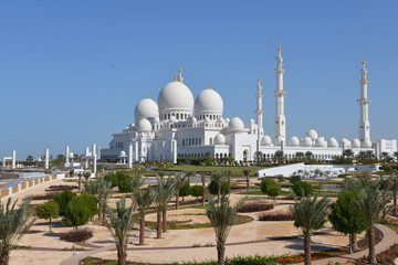 Grand Zayed mosque, Emirates