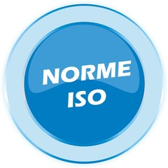 bouton norme iso