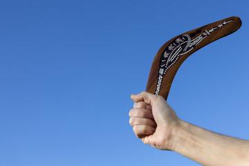 Back Soon - Boomerang - Australia