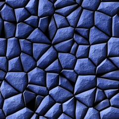 Seamless blue stone texture