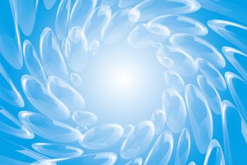 背景素材壁紙,シャボン,シャボン玉,バブル,泡,渦,渦巻,渦巻き,うずまき,渦状,螺旋,螺旋状,らせん,らせん状,スパイラル