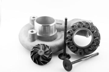 motor car spare parts