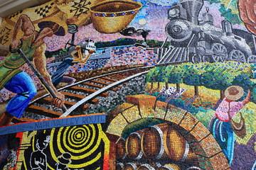 napa valley mosaico