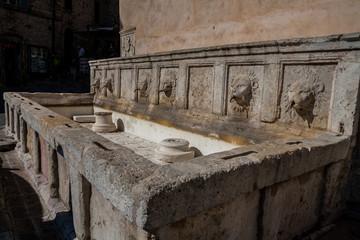 Chiesa di San Rufino, Assisi, Perugia, Umbria, Italia