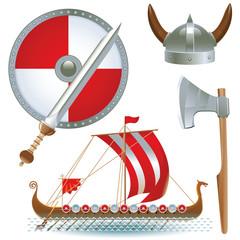 attributes Vikings