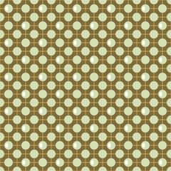 Abstract seamless corpuscular pattern