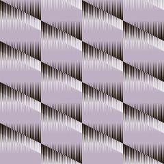 Stylish modern seamless pattern