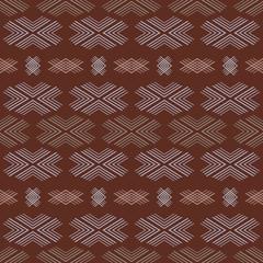 Beautiful ethnic seamless pattern