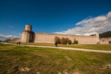 Fortezza Maggiore, Assisi, Perugia, Umbria, Italia