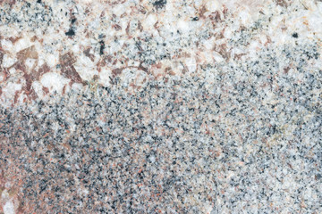 Granite texture with natural pattern.