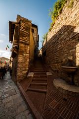 Assisi, Perugia, Umbria, Italia