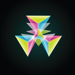 Prizma vector logo