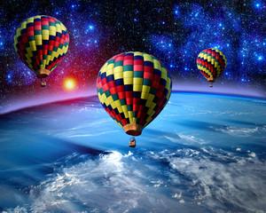 Fairy Tale Balloon Sky