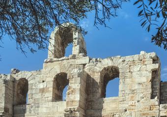 Parthenon in Athens
