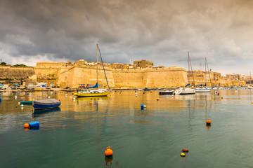 Fort maltais, La Valette, Malte