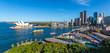 Leinwandbild Motiv Baie de Sydney