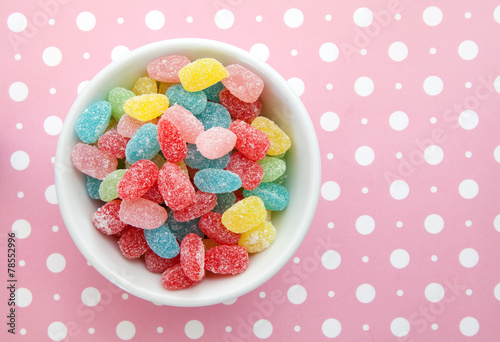 Aluminium Snoepjes Bowl of Candy