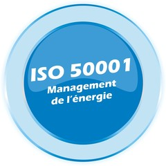 BOUTON ISO 50001